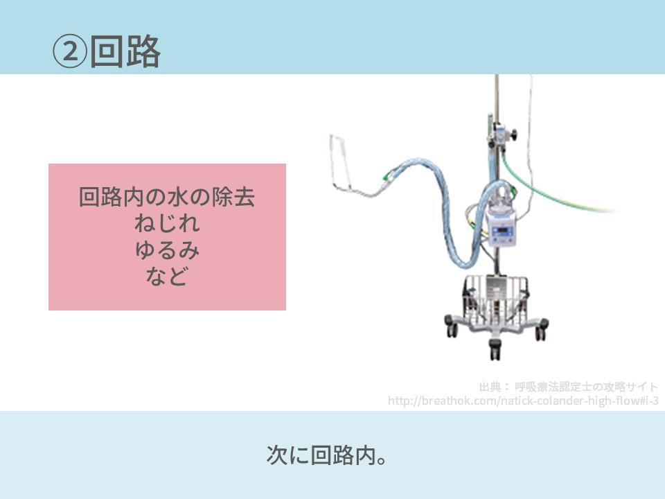 酸素療法、ネーザルハイフロー