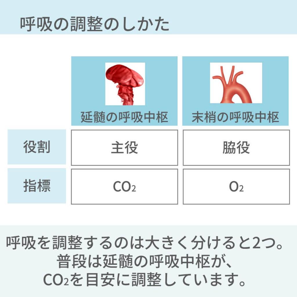 CO2ナルコーシス